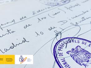 El proyecto de real decreto que actualiza la Org. Colegial en Audiencia e información pública