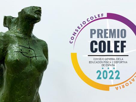 Convocado el Premio Consejo COLEF 2022: candidaturas, hasta el 3 de diciembre