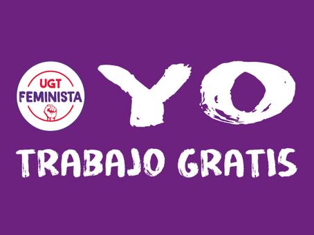 El Consejo COLEF se suma a la campaña #Yotrabajogratis