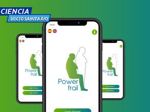PowerFrail: la app para evaluar la potencia muscular y fragilidad de nuestros mayores