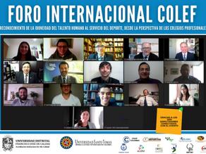 La profesión de la Educación Física y Deportiva en Iberoamérica