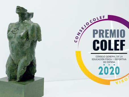 Convocado el Premio Consejo COLEF 2020 que distingue la defensa de la EFD