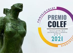 Convocado el Premio Consejo COLEF 2021 que distingue la defensa de la EFD