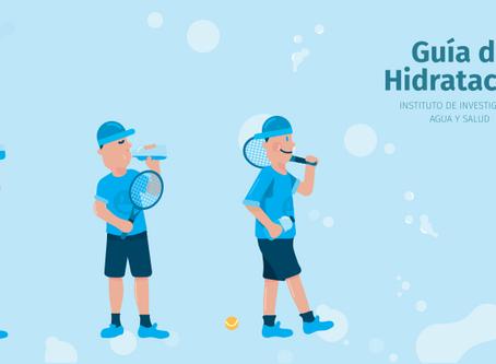 Guía de Hidratación 2018: ¿Cuál es la mejor manera de hidratarnos durante la práctica físico-deporti