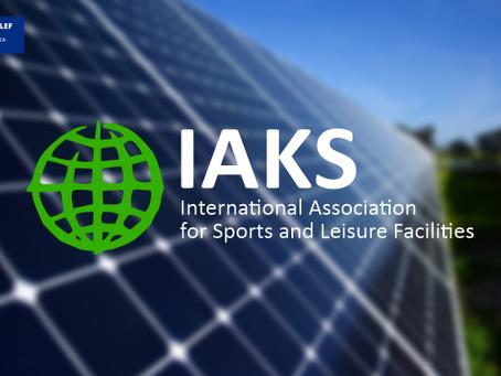 El Consejo COLEF formaliza su relación con IAKS España