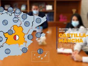 Reuniones autonómicas sobre la ley del deporte y la regulación profesional: Castilla-La Mancha