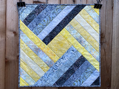 Beginner Quilting Mini Quilt - Private Lesson