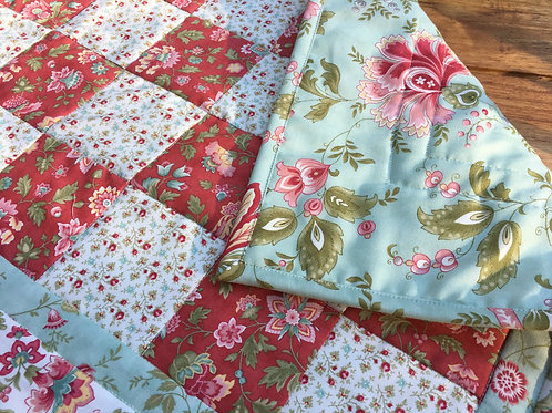 Beginner Quilting Table Runner - Private Lesson