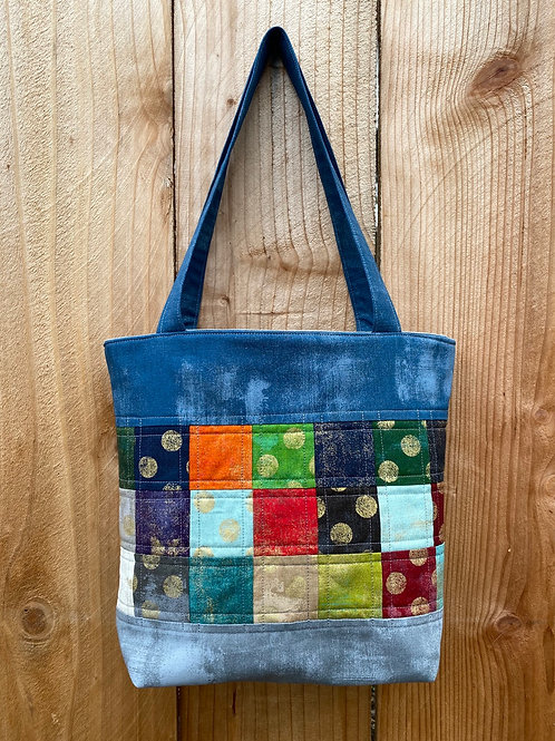 Quilted Tote Bag Workshop - Private Lesson