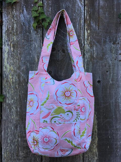 Bella Butterfly Pink Handbag