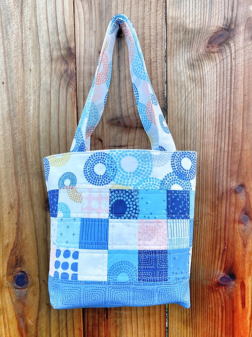 Breeze Quilted Tote