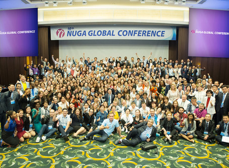 Nuga Global Conference 2018