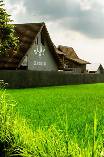 Temple of Enthusiasm, Canngu Bali