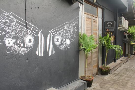 Revolver Espresso, Seminyak Bali