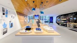 The future of bricks and mortar retail? A brand centric customer driven experience.