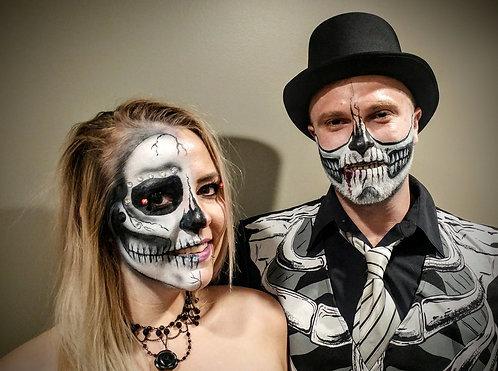 Halloween party duet