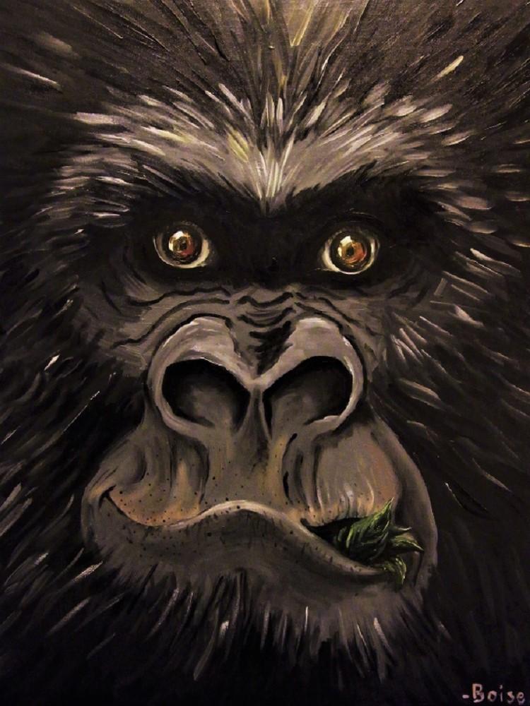 Chilla the Gorilla