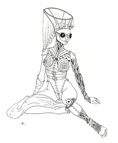 Synthetic Princess