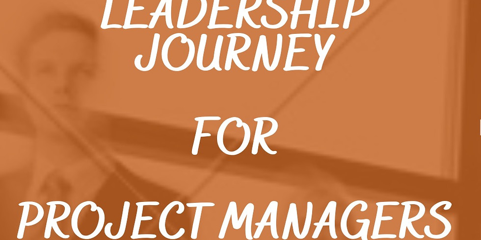 Leadership Journey for Project Manager (3)