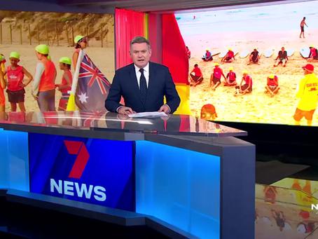Israels Little Nippers latest for 7 News Australia