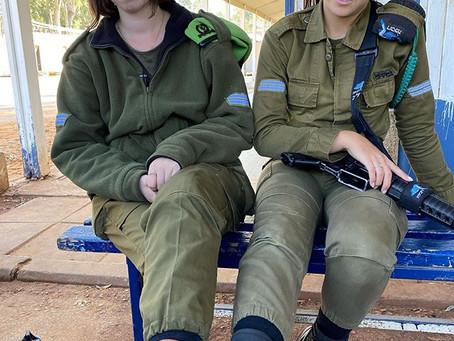 "Filming in Israel ""Holy-Vegans"" Documentary"