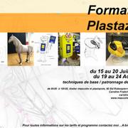 FORMATION PLASTAZOTE 2019