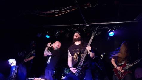 Finnish Death Metal Maniacs 2017 - Live Report