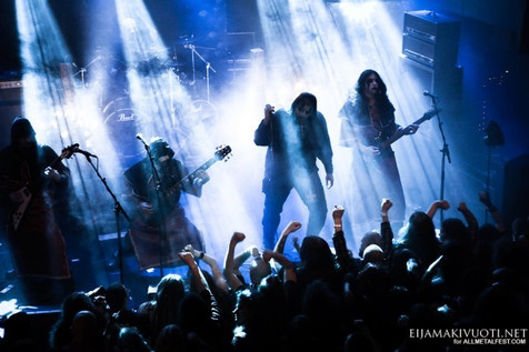 From the archives: BLACK FLAMES OF BLASPHEMY II – LIVE REPORT