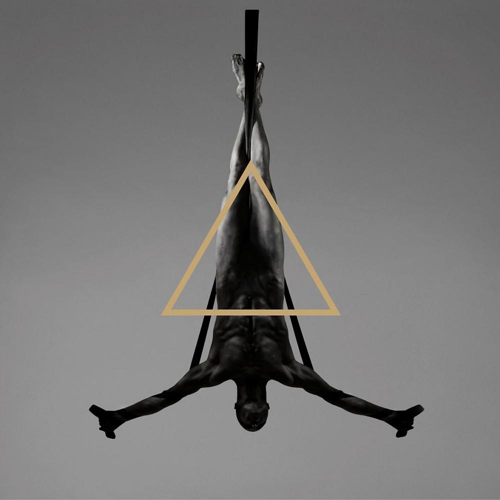 Triangle artwork by Ester Segarra