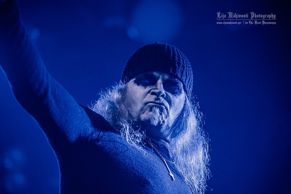 Triptykon (Photo by Eija Mäkivuoti)