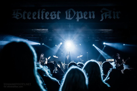 From the archives:  STEELFEST 2013 – LIVE REPORT