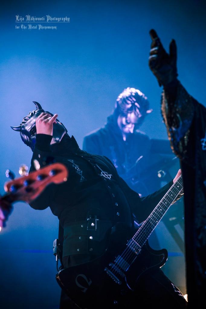 Nameless Ghouls. (Photo by Eija Mäkivuoti)