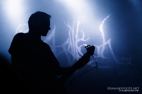 From the archives: AGALLOCH – LIVE IN HELSINKI