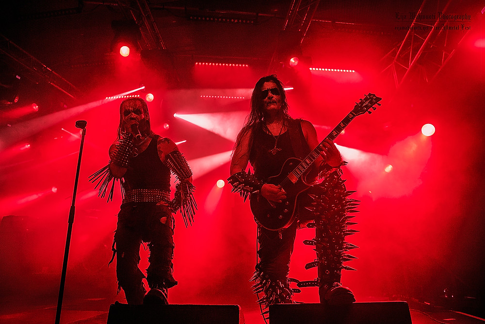 Gorgoroth (Photo by Eija Mäkivuoti)