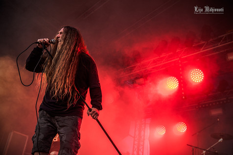 From the archives JALOMETALLI 2015 - LIVE REPORT