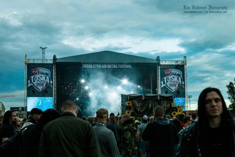 From the archives:  TUSKA OPEN AIR FESTIVAL 2014 – LIVE REPORT