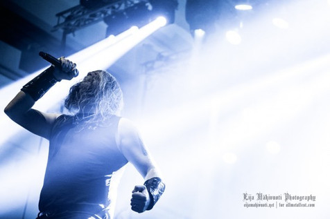 From the archives: AMON AMARTH, CARCASS AND HELL IN HELSINKI LIVE REPORT