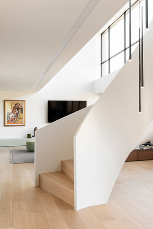 salt lake city architecture staircase