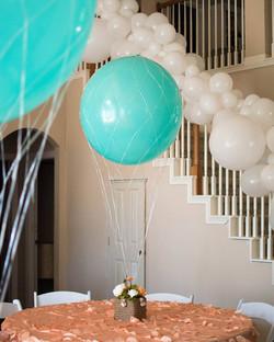 hot airballoon
