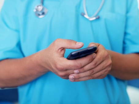 Healthcare Providers & SMS Communications – Developing Issues