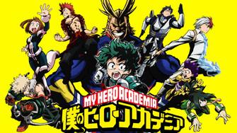 My Hero Academia: Un engouement par défaut