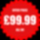 £99.99 DISCO BOUNCY CASTLE HIRE