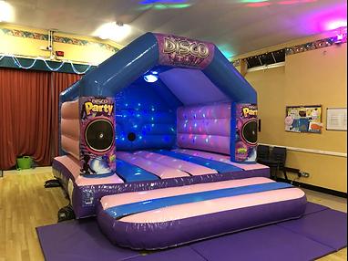 Girls Bouncy Castle Hire Littlehampton