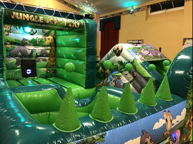 Jungle Soft Play Worthing