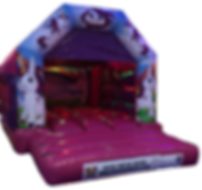 Unicorn Bouncy Castle Hire