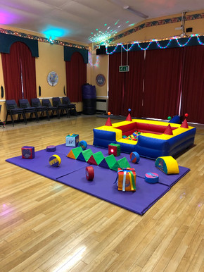 Soft Play Hire Package 1