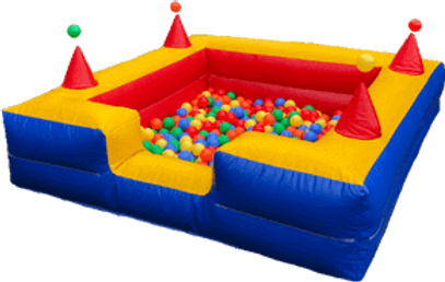 Ball Pool Hire