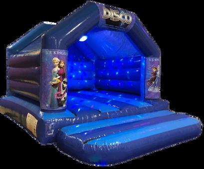 Ice Kingdom Bouncy Castle