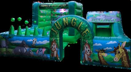 Jungle Soft Play Hire