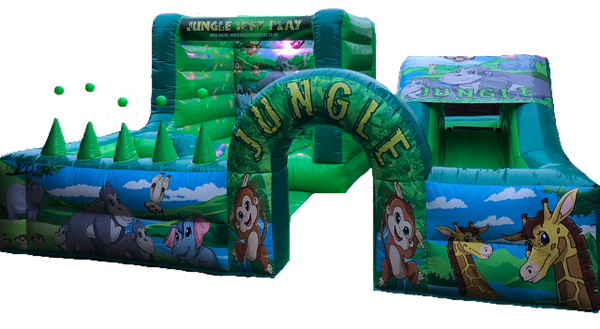 Jungle Soft Play Hire